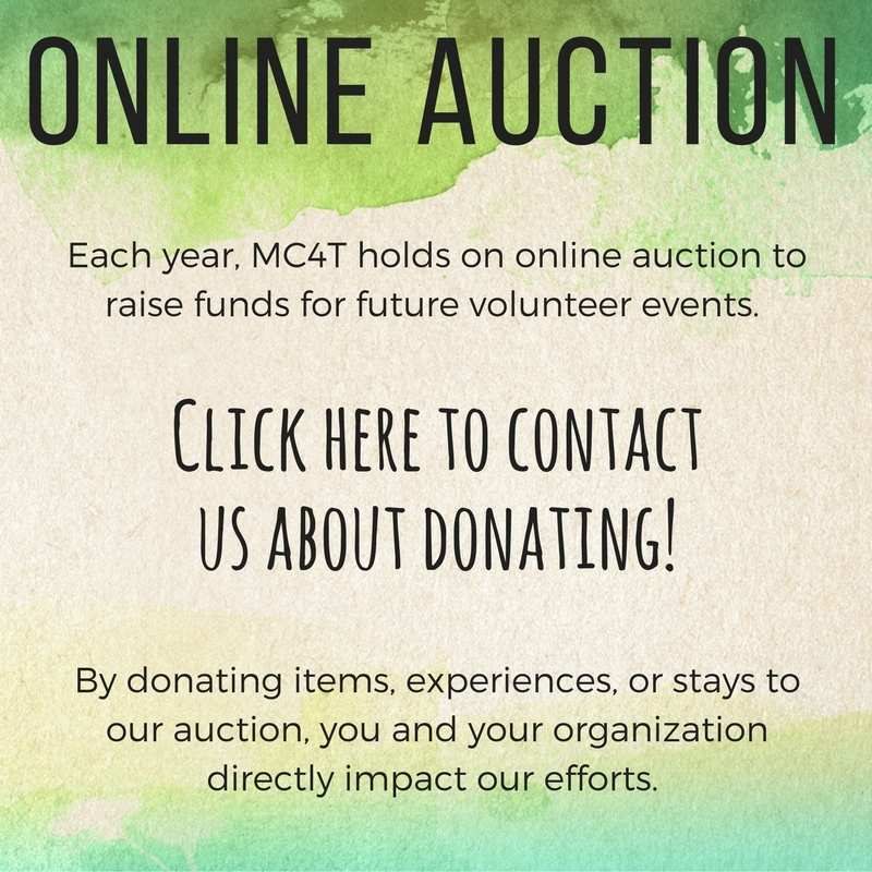 Giving - Auction